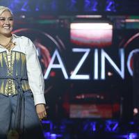 Agnez Mo (Foto: Bambang E. Ros/Bintang.com)