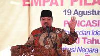 Ketua Fraksi Golkar MPR, Idris Laena