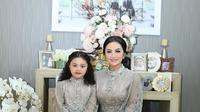 Kekompakan Krisdayanti dan putrinya, Ariannha Amora Lemos. (Sumber: Instagram/@krisdayantilemos)