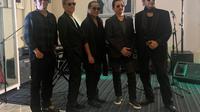 The Gentlemen, grup berisi para musikus senior tanah air. (@legendamusikindo)