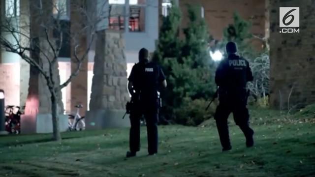Polisi bekerja sama dengan 8 lembaga penegak hukum lain, termasuk FBI.