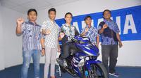 Yamaha Indonesia memperkenalkan lini balap mereka (dok: Yamaha)