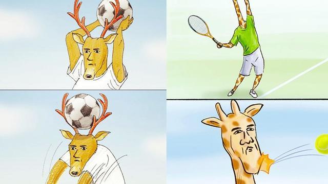 4400 Gambar Kartun Hewan Yang Hidup Di Darat HD Terbaru