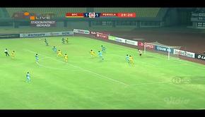 Laga lanjutan Shopee Liga 1, Bhayangkara  VS Persela Lamongan  berakhir dengan skor 3-1. #ShopeeLiga1