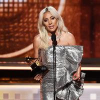 Lady Gaga (KEVIN WINTER / GETTY IMAGES NORTH AMERICA / AFP)