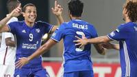 Al Nasr tidak terima dengan keputusan AFC terkait Wanderley Santos dan akan mengajukan banding hingga menggugat AFC ke CAS. (Bola.com/AFC)