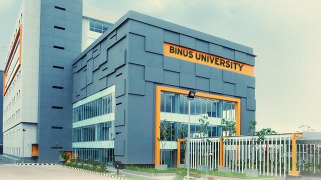 Binus University Anggrek Campus
