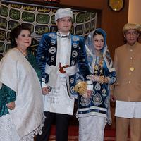 Pernikahan Chikita Meidy (Deki Prayoga/bintang.com)
