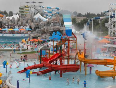 Mengunjungi Taman Rekreasi Favorit Warga Korea Utara