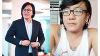 6 Vokalis Pria Ini Punya 'Kembaran' Orang Biasa, Bak Pinang Dibelah Dua (sumber: Instagram.com/ari_lasso dan TikTok Kevinvocalis)