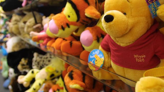 ini alasan mengapa winnie the pooh dipanggil pooh  global