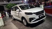 All new Suzuki Ertiga meluncur di IIMS 2018 (Herdi/Liputan6.com)