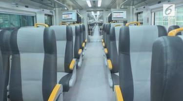 Kereta Bandara Soekarno-Hatta kini sudah dapat digunakan.