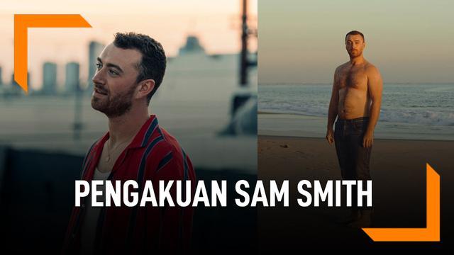 Bikin Pengakuan, Sam Smith Pernah Sedot Lemak di Usia 12