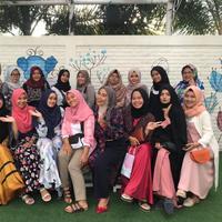 Cerita berdirinya komunitas Hijab Sister Bali yang berusaha untuk menjadi saudara perempuan yang saling melengkapi. (dok. Hijab Sister Bali)