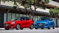 Suzuki Swift 2021 facelift versi Eropa (Carscoops)