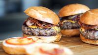 Ilustrasi burger (dok. Pixabay.com/Free-Photos)