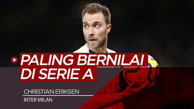 Berita Video 10 pemain dengan nilai pasar tertinggi di Serie A.