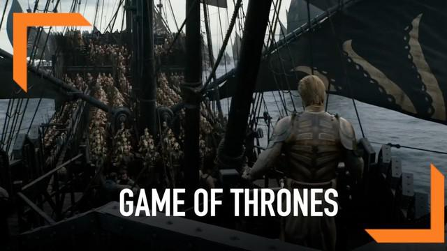 Trailer Game Of Thrones Season 8 pecahkan rekor ditonton sebanyak 81 juta kali di berbagai platform media sosial. Serial TV ini akan rilis 14 April 2019 di HBO.