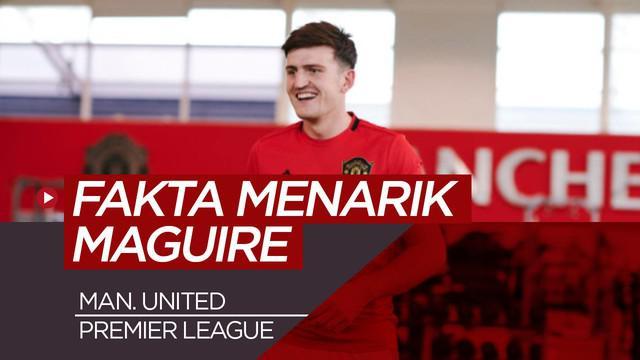 Berita video 5 fakta soal transfer Harry Maguire ke Manchester United.