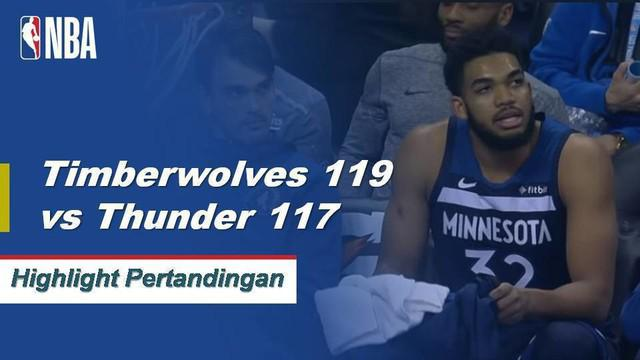 Andrew Wiggins mencetak 40 poin dan 10 rebound ketika Ryan Saunders meraih kemenangan pertamanya sebagai pelatih sementara untuk Timberwolves.