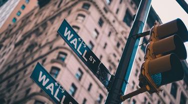 (Foto: Ilustrasi wall street. Dok Unsplash/lo lo)