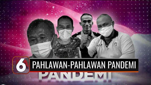 Tak perlu menunggu sukses dan kaya harta untuk bantu sesama, deretan pahlawan-pahlawan pandemi ini rela korbankan segalanya bahkan nyawa demi melihat orang lain bahagia.