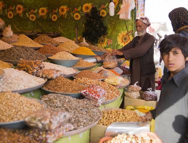 FOTO: Jelang Hari Raya Idul Fitri di Herat Afghanistan