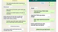 5 Chat Nagih Hutang Ini Drama Banget, Bikin Geregetan (sumber: Instagram.com/receh.id)
