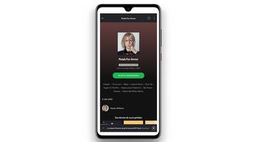 Aplikasi Spotify