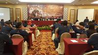 Badan Pengurus Pusat Indonesian Chef Association (ICA) menggelar Rapat Koordinasi Nasional (Rakernas) 2020 di Kota Yogyakarta, pada 7–9 Februari 2020. (Liputan6.com/ Ist)
