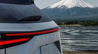 Crossover Lexus NX terbaru. (Dok. Lexus)