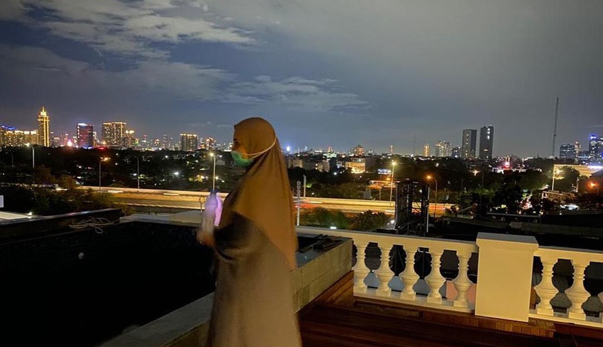 Rumah Baru Zaskia Sungkar dan Irwansyah (Instagram/zaskiasungkar15)