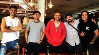 Raffi Ahmad dan Element Reunion (Foto: Instagram/raffinagita1717)