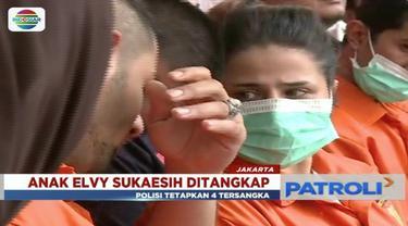 Polisi masih belum mengetahui asal narkoba yang digunakan oleh Dhawiya dan keluarganya.