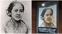 Mengingat kembali perjuangan RA Kartini lewat kata-kata mutiaranya.