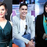 Raisa, Marcel Chandrawinata, Laudya Cynthia Bella (Bintang Pictures)