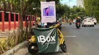 iBox Jualan iPhone 12 di Pinggir Trotoar? Dok: Twitter/@dewahoya