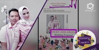 Vicky Prasetyo dan Angel Lelga akan melenggang ke pelaminan, tapi kenapa banyak yang mencibir?