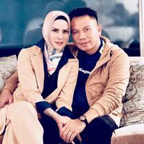 Vicky Prasetyo dan Angel Lelga [foto: instagram/angellelga]