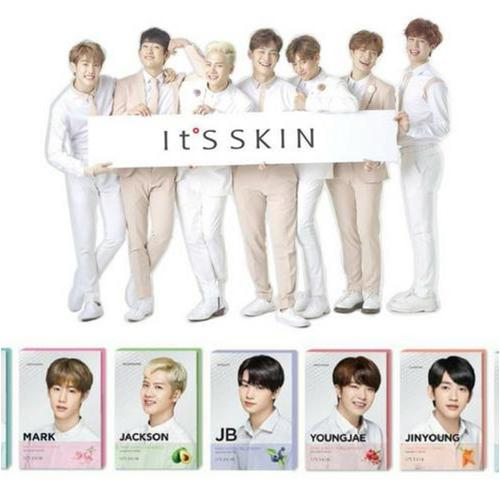 It's Skin x GOT7/copyright sociolla.com