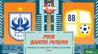 Shopee Liga 1 - PSIS Semarang VS Barito Putera (Bola.com/Adreanus Titus)
