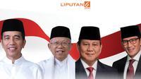 Banner Infografis Hasil Resmi Rekapitulasi KPU Pilpres 2019. (Liputan6.com/Triyasni)