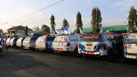 30 mobil unit penerangan roadshow disebar untuk menyosialisasikan pencegahan stunting di Jawa Barat (Foto: Istimewa)