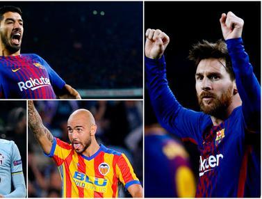 Top Scorer, Lionel Messi, La Liga