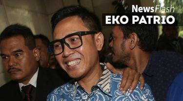 Pengacara Eko Hendro Purnomo atau Eko Patrio, Firman Nurwahyu, menegaskan kliennya tidak pernah diwawancarai oleh media mana pun perihal penangkapan terduga teroris di Bekasi.