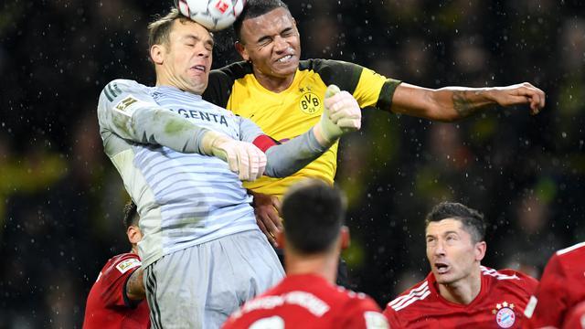 Bayern Munchen v Borussia Dortmund