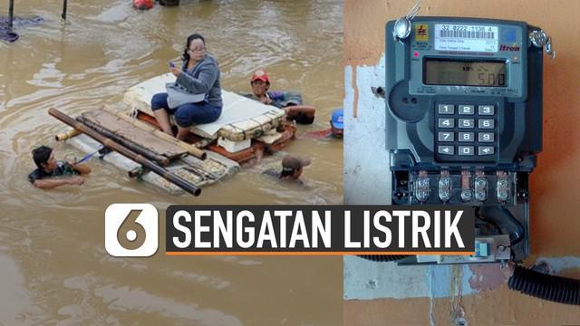 Warga terdampak banjir perlu antisipasi terhadap aliran listrik. Sejumlah tips ini perlu dilakukan.