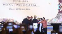 Ikon Bali yang mendunia itu akhirnya diresmikan Presiden Jokowi.
