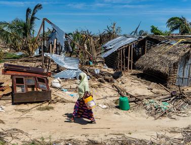 Muslim Pulau di Mozambik
